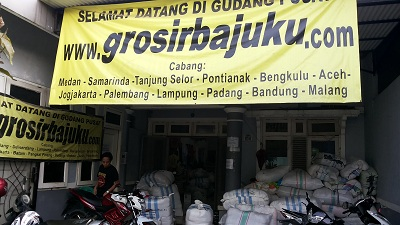 Grosiran Daster Batik Murah Pekalongan
