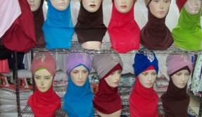 Distributor Jilbab Instan Murah Meriah