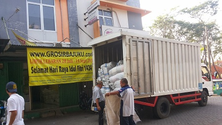 Grosiran Daster Batik Solo Pasar Klewer