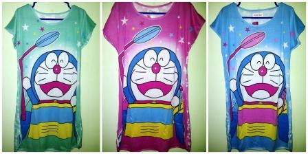 Distributor Daster Kaos Cantik Murah Meriah