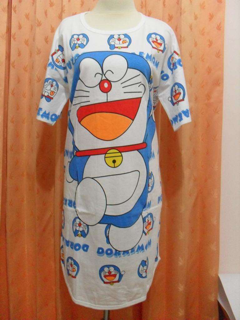 Grosiran Daster Doraemon